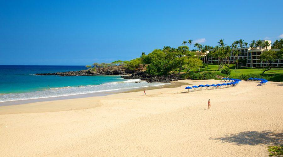 Ka'elehuluhulu Beach
