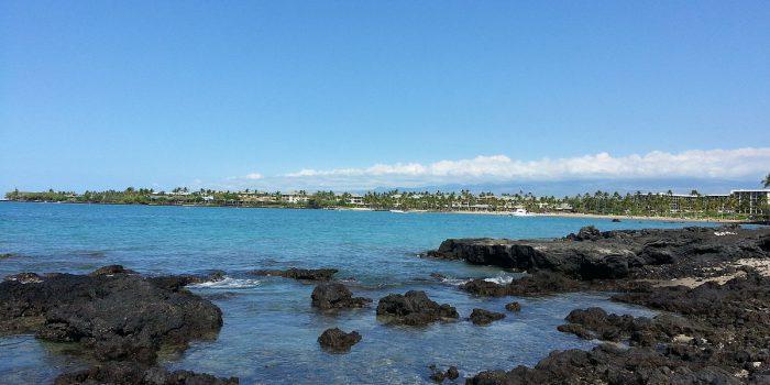 Anaeho`omalu Beach (A-Bay)