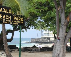 La'aola Bay Beach Park